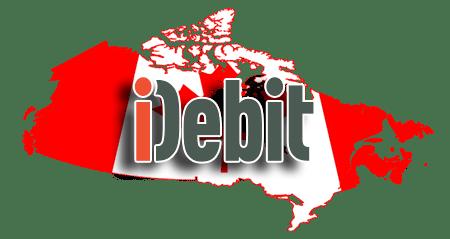 iDebit Casinos Canada