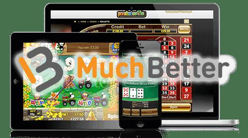 MuchBetter Casino Sites