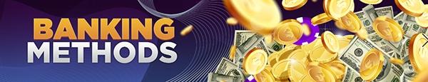 Super Slots Casino Banking Methods
