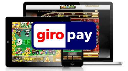 Casinos that accept Giropay