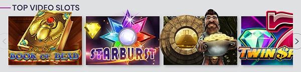 Casiplay Casino Top Slots