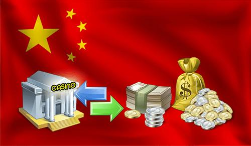 Chinese Online Casino Banking Methods