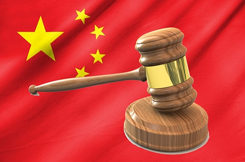 Chinese Online Gambling Laws