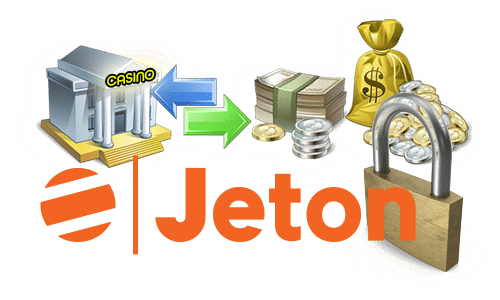 Jeton Casinos Secure Banking