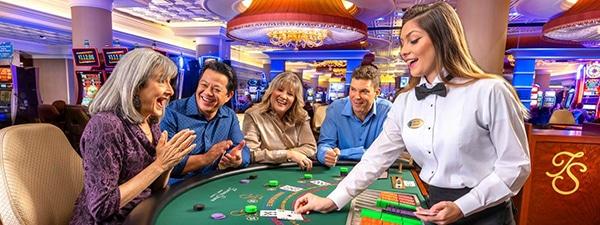 Online Gambling Real Casino