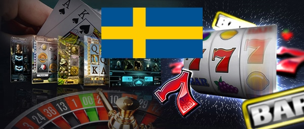 Real Money Casino Games for Sweden