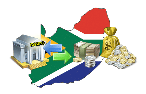 South Africa Casino Payment Options