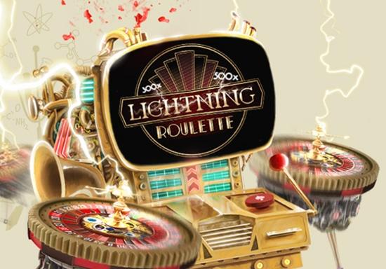 Lightning Roulette at Casino Lab