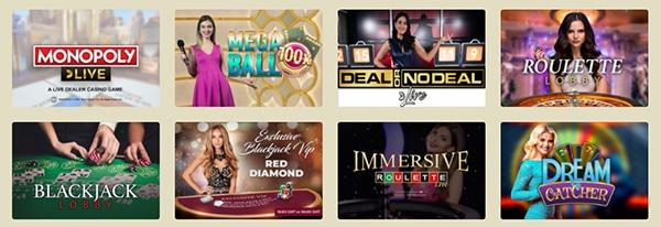 Casino Lab Live Dealers