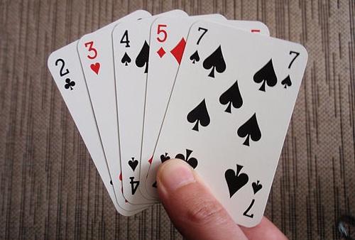 2-7 Triple Draw Best Hand
