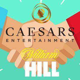 Caesars Acquires William Hill for $3.8 Billion