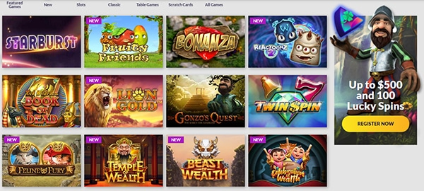 Online Games at Playluck
