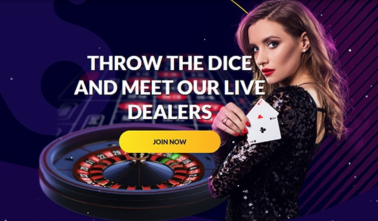 Playluck Casino Live Dealers