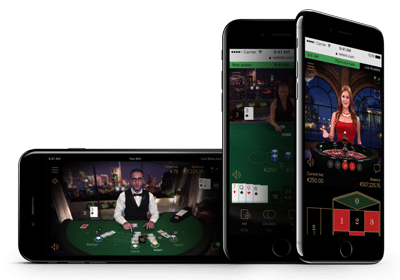 Mobile Devices Online Casino Apps