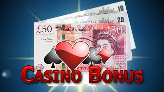 Bonus Kasino Inggris
