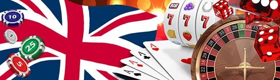 Kasino Inggris dan Permainan Kasino