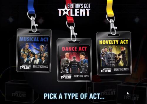britains got talent online slot bonus game2