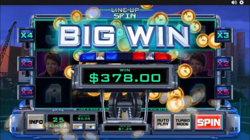 robocop big win